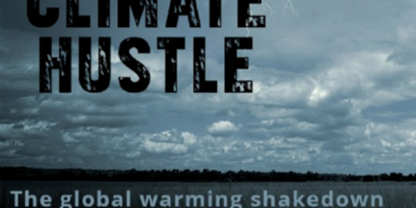 My Evening With Climate Hustle, Sarah Palin, and THEM