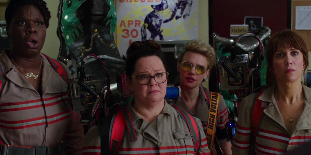 Ghostbusters Second Trailer Is an Upgrade