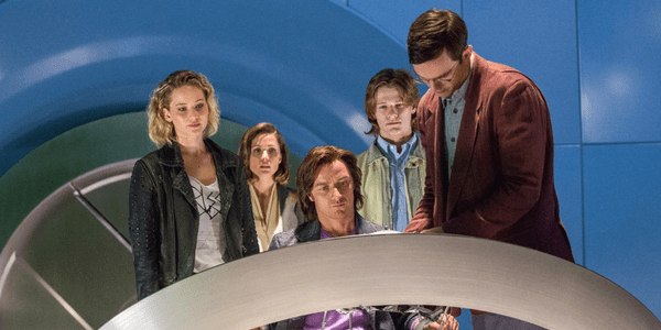 What We're Watching: X-Men and Through the Looking Glass
