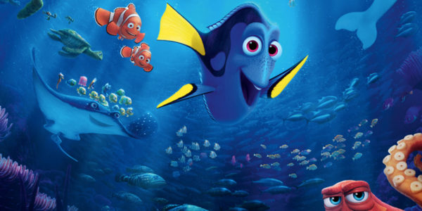 Finding Dory Offers A Wholesome Duology