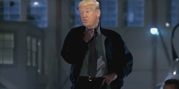 Six Great Movie Speeches As Delivered By Donald Trump