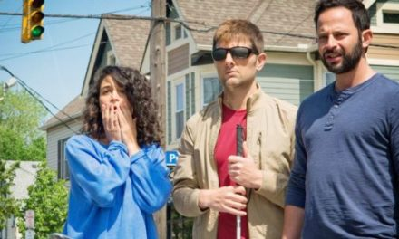 My Blind Brother Will Reaffirm Your Love for Jenny Slate