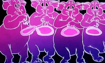 Is It Still Scary: Dumbo Pink Elephants on Parade Scene