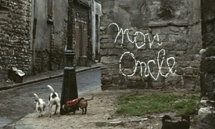 Criterion Discovery: Mon Oncle
