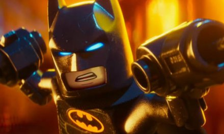 The LEGO Batman Movie New Trailer Celebrates the Character