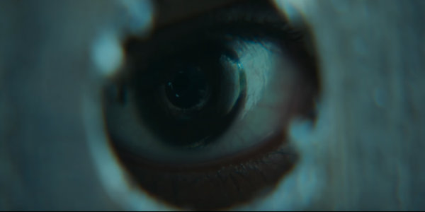 It's OK in Chilling It Comes At Night Teaser