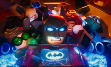 The Lego Batman Movie Offers Both Celebration & Satire