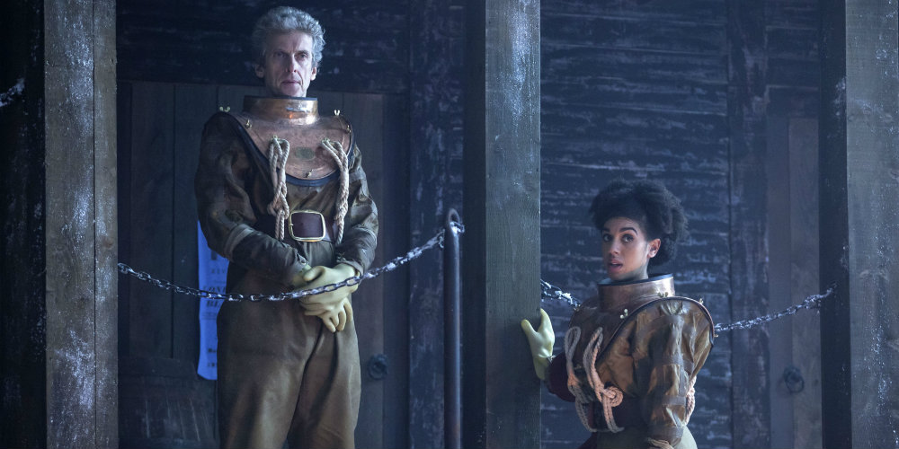 Doctor Who Recap: Thin Ice