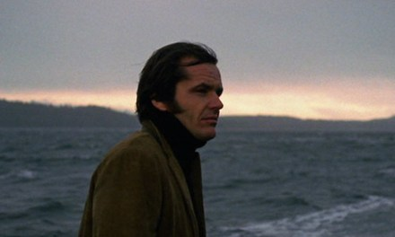 Jackin' It: Once More with Feeling: Nicholson in 'Five Easy Pieces'
