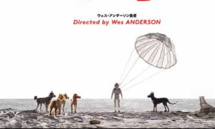 'Isle of Dogs' Gets a New Release Date and a Poster With White Names Written in Japanese