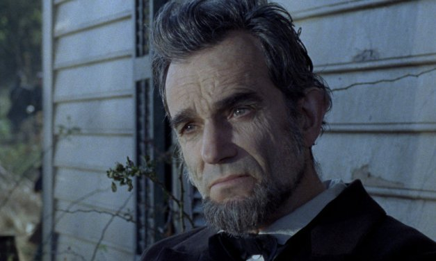 'Lincoln' and the Forgettable Face of Daniel Day-Lewis