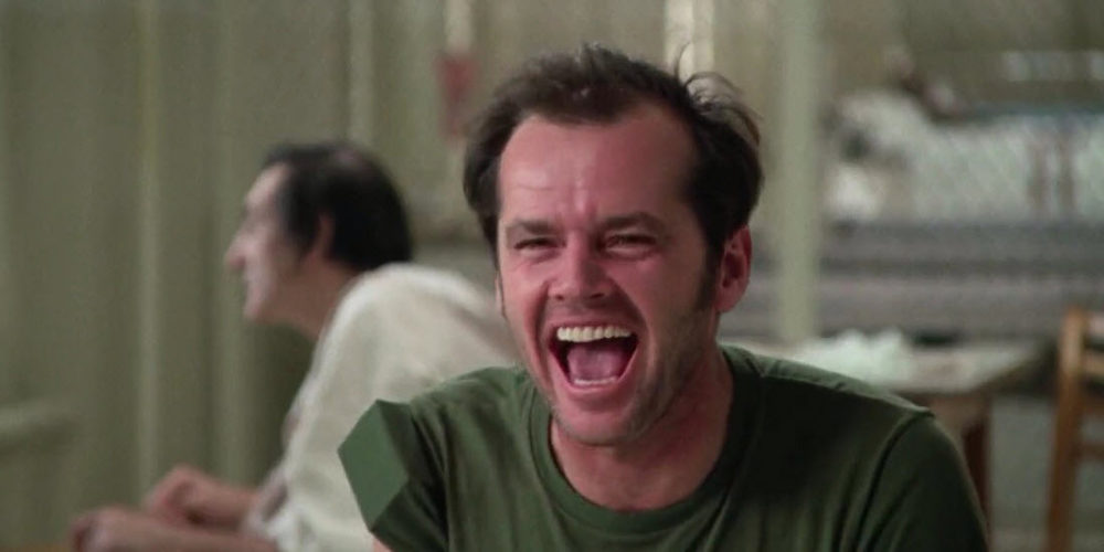 Jackin' It: 'One Flew Over the Cuckoo's Nest' Let Jack Nicholson Dive Headfirst Into Sanity