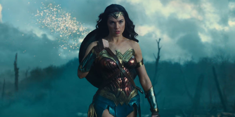 'Wonder Woman' Doesn't Need Help With Advertising Because She's Wonder Woman