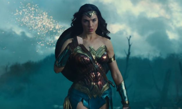 What If Wonder Woman Were Made in a Past?