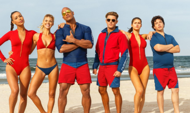 Baywatch Is Afraid to Step Into the Light of Its Own Comedy