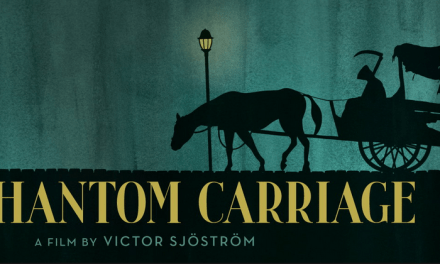 Criterion Discovery: The Phantom Carriage