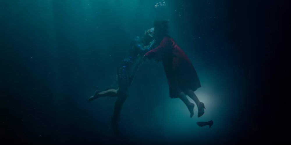 Be Moved by the First Trailer for The Shape of Water