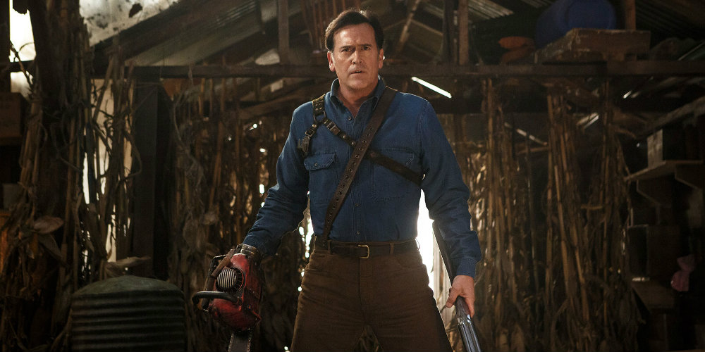 Small Screen Horror: Ash vs Evil Dead