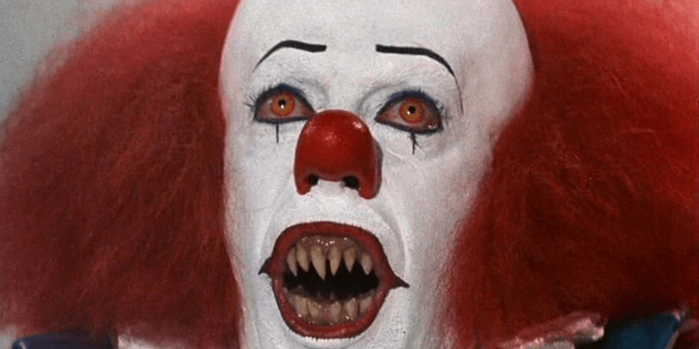 Running from Nightmares: The Terrifying Nature of Power in Stephen King's IT (1990)