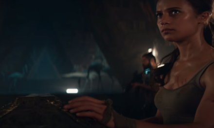 Lara Croft's Adventure Begins in Tomb Raider Trailer