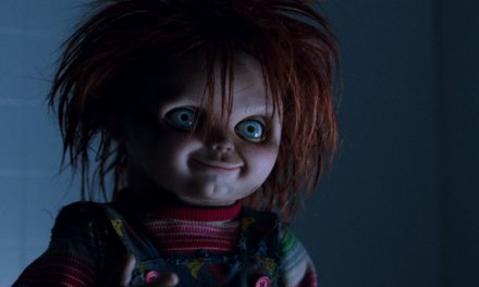 Cult of Chucky Brings New Toys to Madcap Seventh Entry
