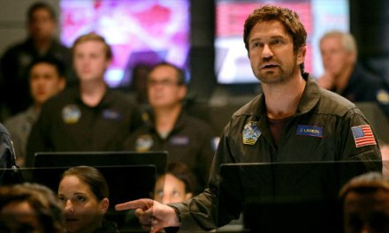 Geostorm is a Brain Dead but Efficient Disaster