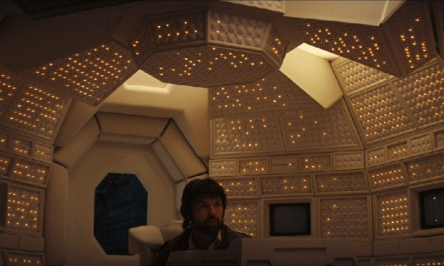 The Set Design of Ridley Scott's Alien