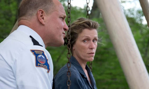Three Billboards Outside Ebbing, Missouri Shines With Honesty