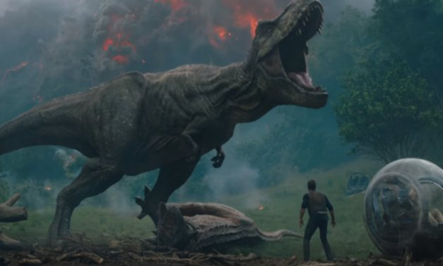 Life Once Again Finds A Way in Jurassic World: Fallen Kingdom Trailer
