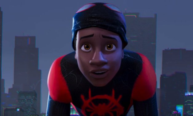 Spider-Man Gets Animated in Teaser for Spider-Man: Into the Spider-Verse