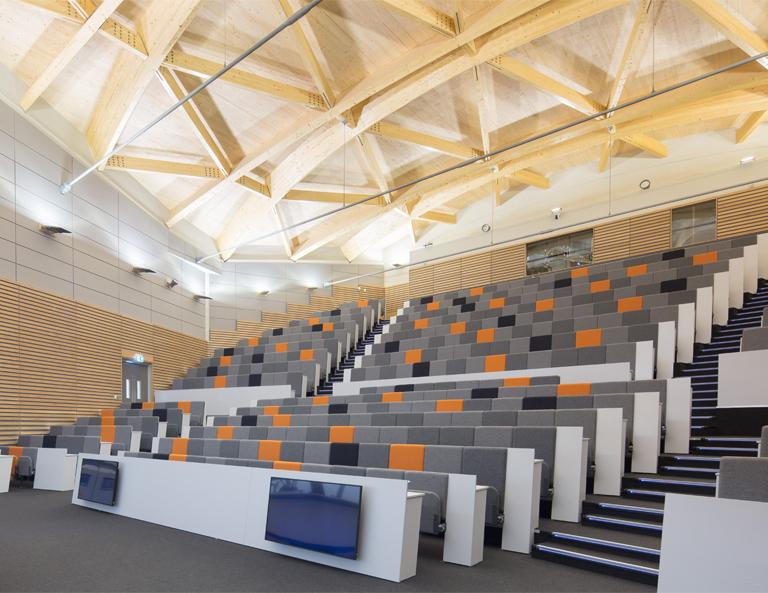 University of Warwick  Audience Systems