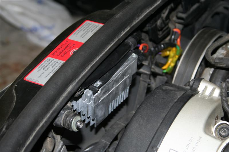 B5 S4 Fuse Diagram Audi D I Y A4 Changing The Fan Control Module B6