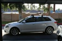 Seat Leon Roof Bars Thule