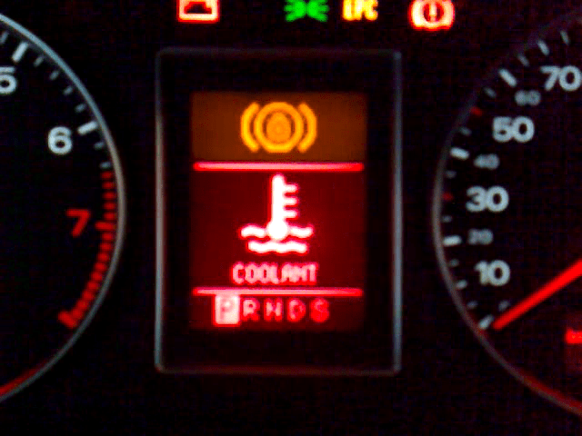 Engine Coolant Symbol