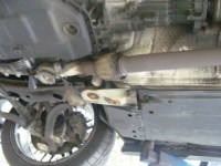After fix Audi A4 Flex Pipe Replacement - Audi Forum ...