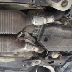 Audi A4 Exhaust System Diagram Ecg Limb Lead Placement 2003 A6 2.7l Front Flex Pipe Modification - Forum Forums For The A4, S4, Tt, A3 ...