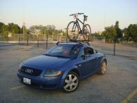For Sale: MK1 Audi TT OEM roof rack bars & rubber mats ...