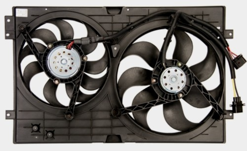 2006 Audi A Engine Diagram Radiator Fans Won T Stop Running Fan Control Module