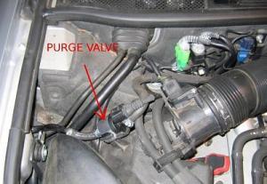 2003 A6 V6  fault code P0441  16825  purge valve replace (pics)  AudiForums