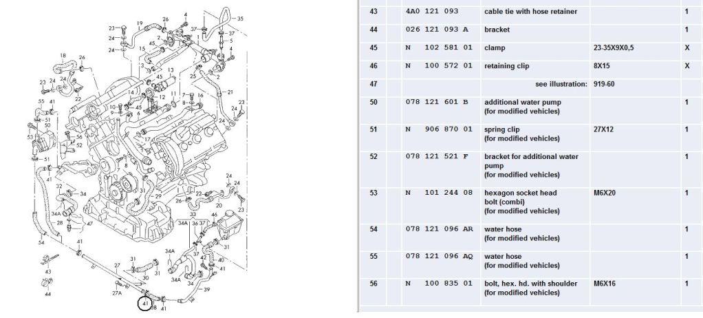 Harness For Audi S4 Quattro Engine Diagram Audi TT Engine