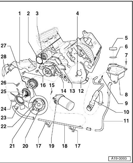 2001 Audi A6 Quattro 2 7t Wiring Diagram 2001 Audi A6 Gray