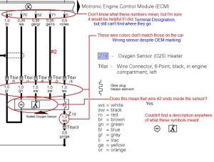 O2 sensor wiring problems  Page 2  AudiForums