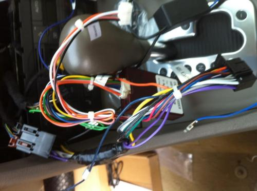 small resolution of  2004 a4 symphony hu replacement w dvd gps nav cmodifiedharness jpg