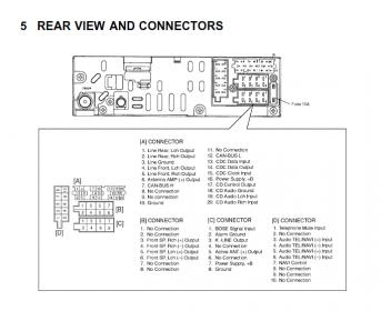 98 Audi A4 Stereo Wiring Diagram