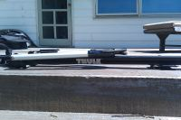 Thule mountain bike roof rack. - AudiForums.com