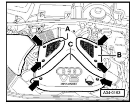 2006 Audi S4 Engine Wiring Harness Installation Guide : 53