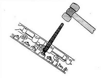 Приспособления, используемые при ремонте