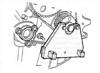 Сальники коленчатого вала (Ауди 100 С4, 1990-1994, Ремонт