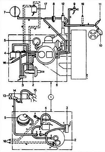 Принцип действия карбюратора Pierburg 2Е2 (Ауди 80 Б2