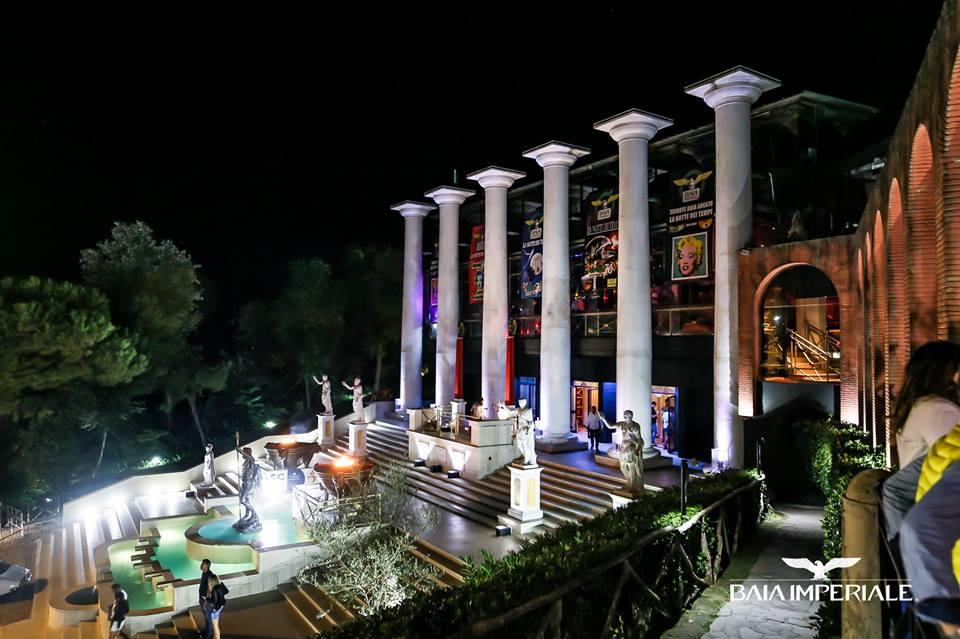 Baia Imperiale Rimini Italy  Audio Performance